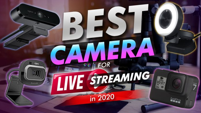 Best Camera For Streaming In 2020