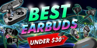 Best Earbuds Under 30$
