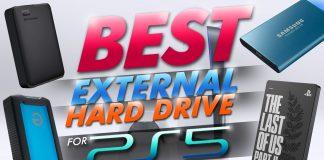Best External Hard Drive For Ps5