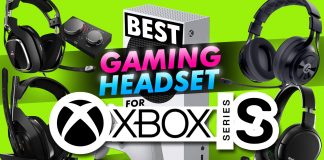 Best Gaming Headset For Xbox Series S