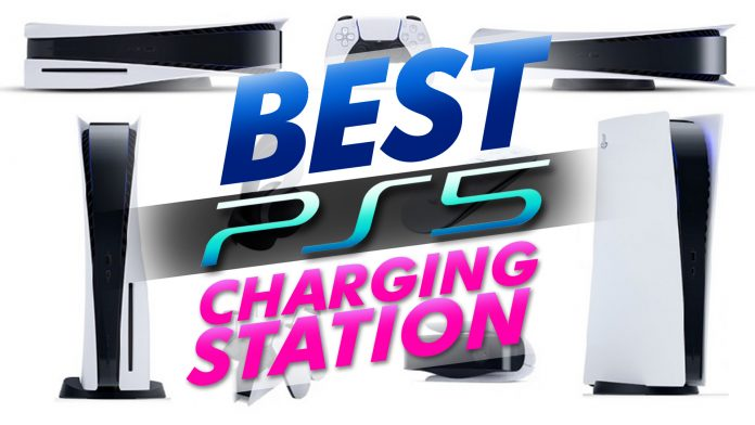 Best Ps5 Charging Station
