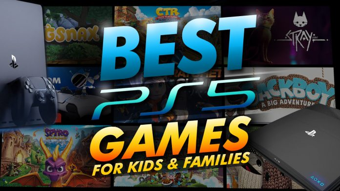 Best Ps5 Games For Kids And Families