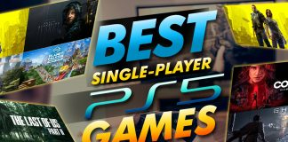 Best Single Player Ps5 Games
