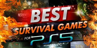 Best Survival Games For Ps5