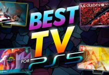 Best Tv For Ps5