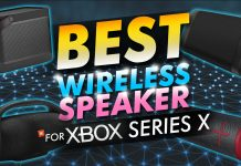 Best Wireless Speaker For Xbox Series X