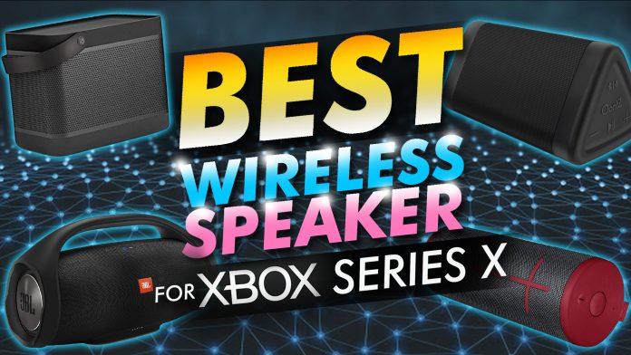 Best Wireless Speaker For Xbox Series X