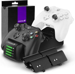 Fosmon Quad Pro Controller Charger