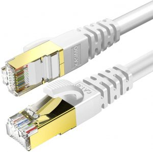 Kasimo Cat 8 Ethernet Cable