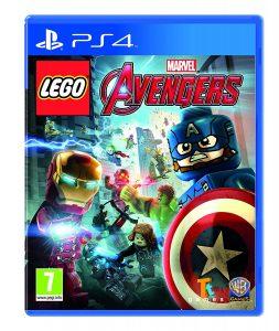 Lego Marvel's The Avengers