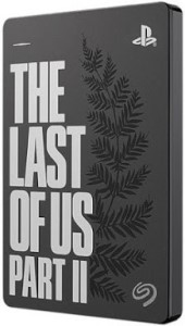Seagate 2tb Game Drive (the Last Of Us Part Ii Edition)