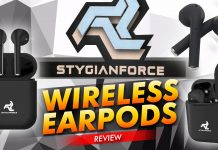 Stygianforce Wireless Earpods Review