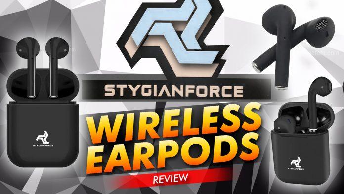 Stygianforce Wireless Earpods Review