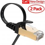 Vandesail Cat7 Gold Plated Ethernet Cable