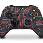 Xbox One S Cyber Hunter Custom Modded Controller