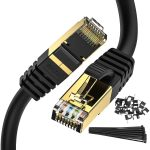 Zosion Cat 8 Gold Plated Ethernet Cable