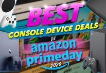 Best Console Device Deals On Amazon Prime