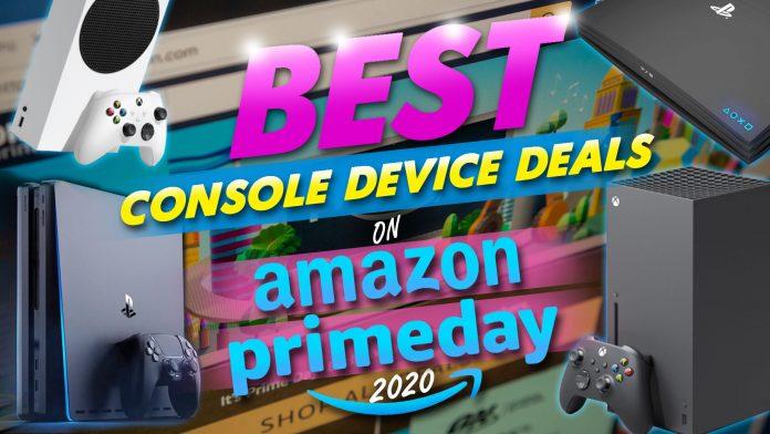 Best Console Device Deals On Amazon Prime