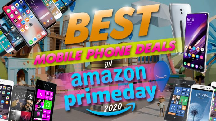 Best Mobile Phone Deals On Amazon Prime Day 2020