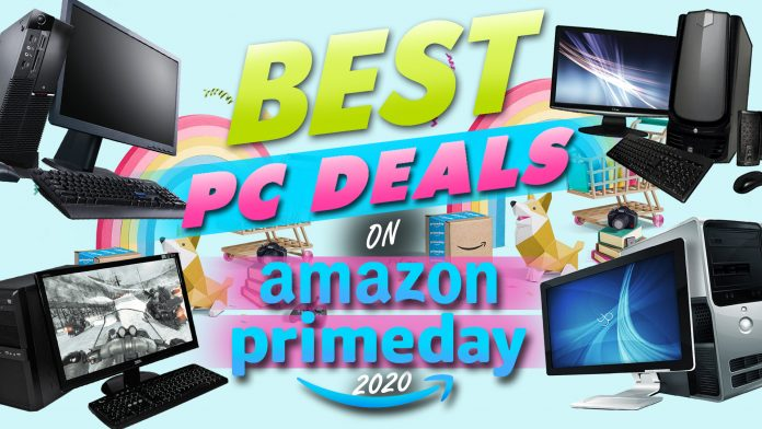 Best Pc Deals On Amazon Prime Day 2020