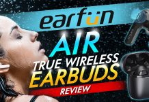 Earfun Air True Wireless Earbuds Review