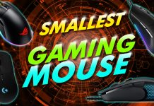 Smallest Gaming Mice