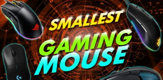 Smallest Gaming Mouse