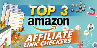 Top 3 Amazon Affiliate Link Checkers 2