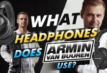 What Headphones Does Armin Van Buuren Use