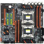 X99 Dual Cpu Server Motherboard Lga2011 3