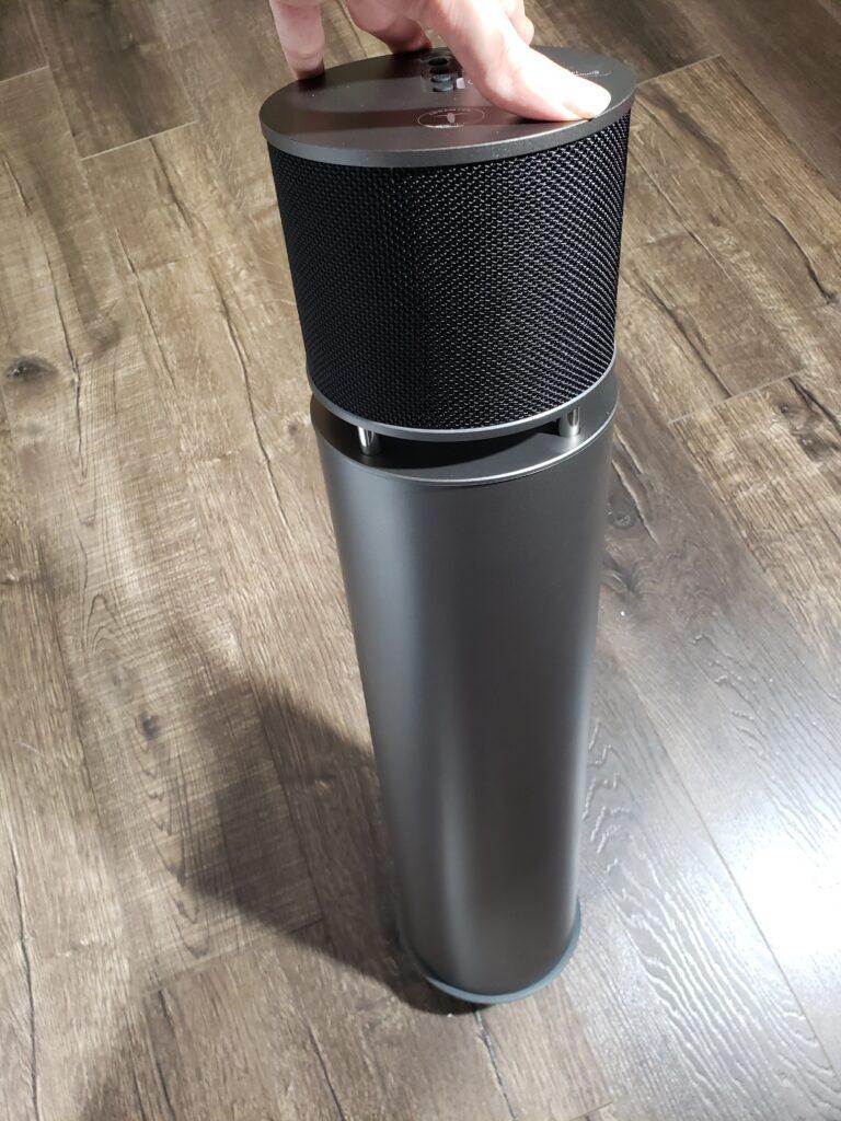 ABRAMTEK E600 High Power Portable Wireless Speaker