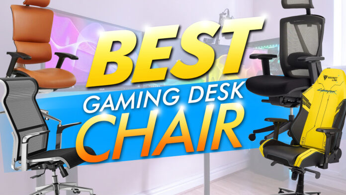 Best Gaming Desk Chair Play In Style And Comfort
