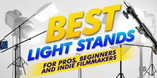 Best Light Stands For Photography Pros, Beginners, And Indie Filmmakers