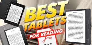 Best Tablets For Reading Pdf