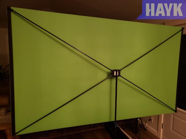 Explorer 90 Professional Green Screen 1