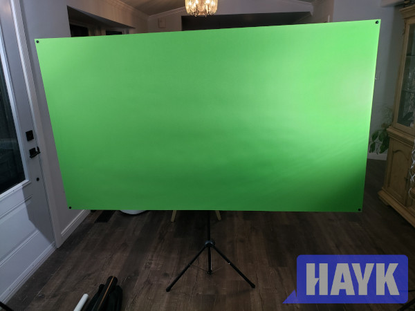 Explorer 90 Professional Green Screen 3