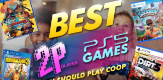 Best 2 Player Ps5 Games You Should Play Coop