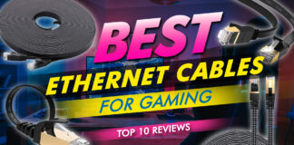 Best Ethernet Cable For Gaming Top 10 Reviews