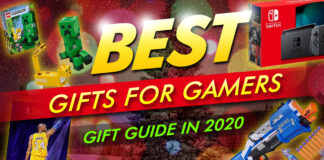 Best Gifts For Gamers Gift Guide In 2020
