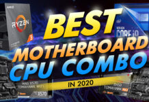 Best Motherboard Cpu Combo In 2020