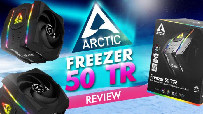 Arctic Freezer 50 Tr Review A Decent Air Cooler For Ryzen Thread