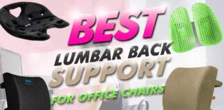 Best Lumbar Support For Office Chair