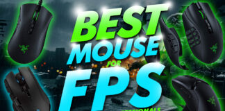 Best Mouse For Fps – Also Used By Professionals