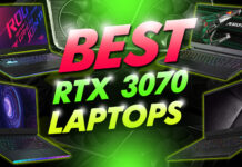 Best Rtx 3070 Laptops