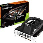 Gigabyte Geforce Gtx 1650 Mini Itx Oc 4g Graphics Card