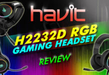 Havit H2232d Rgb Gaming Headset Review