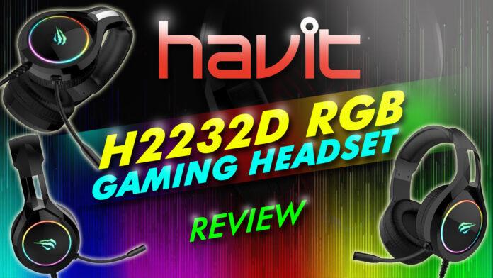 Havit H2232d Rgb Gaming Headset Review