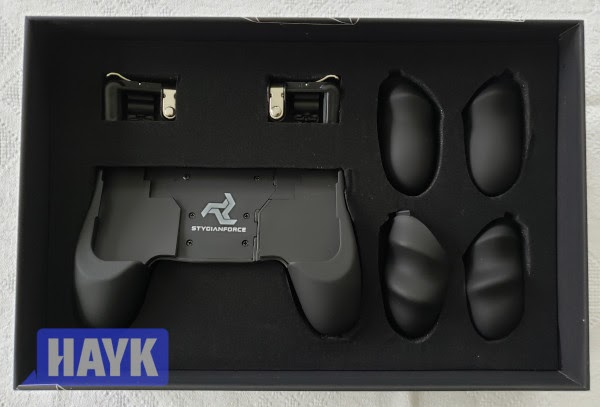 Stygianforce Mobile Controller Review