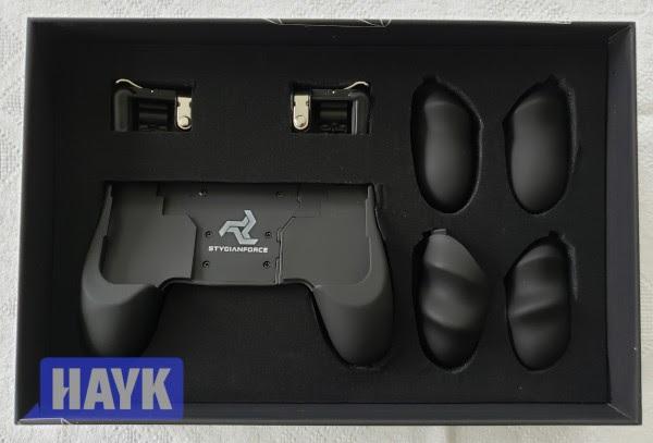 Stygianforce Mobile Controller