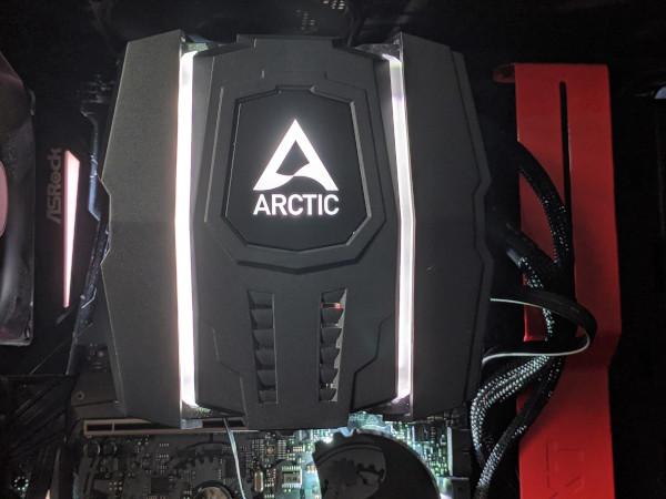 Arctic Freezer 50 Tr Review 6